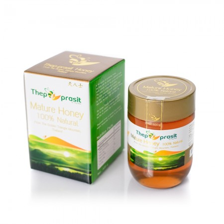#02 Mature Honey 600g